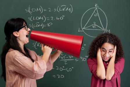 Teacher bully