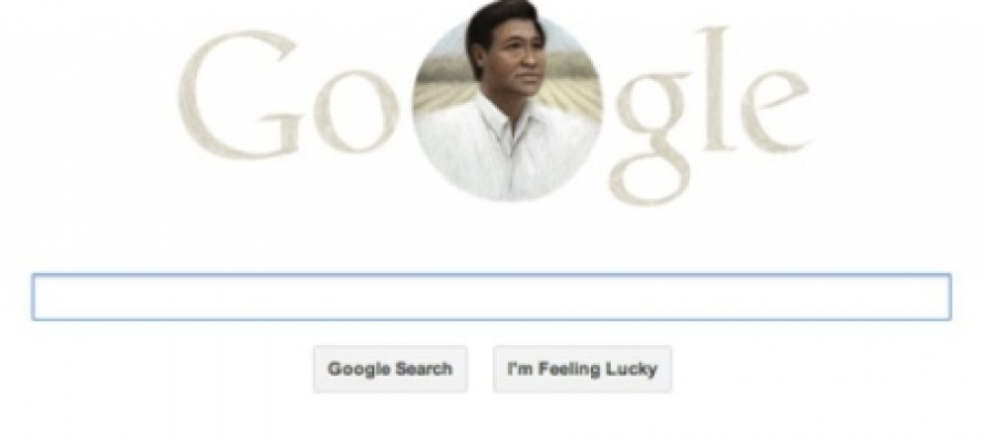 On Easter, Google Honors….Cesar Chavez?!?!?