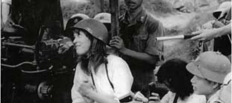 """Hanoi"" Jane Fonda Apologizes For Her Treason. Should She Be Forgiven?"