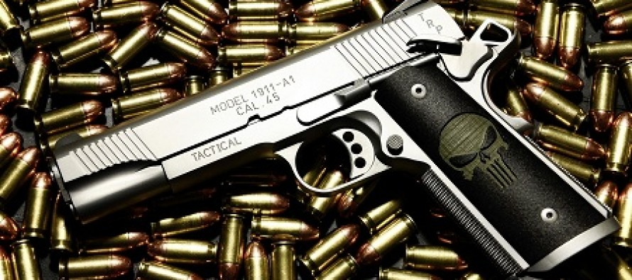 Poll: During a Manhunt, The Overwhelming Majority of Americans Want A Gun