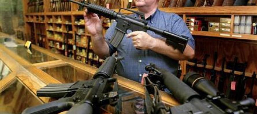 Back Door Gun Control? GE Capital Stops Lending To Gun Shops