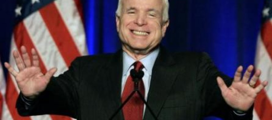"John McCain: ""I Don't Understand"" Filibustering Gun Control"