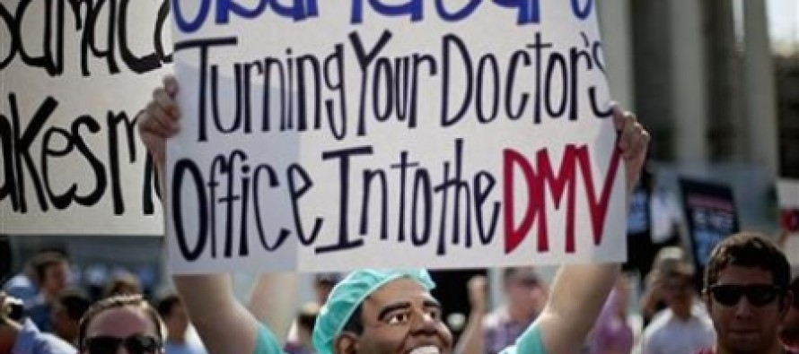 Roomful Of Doctors Walk Out On Obamacare Session At National Conference