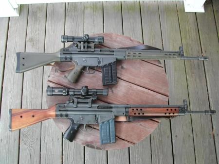 ptr rifle