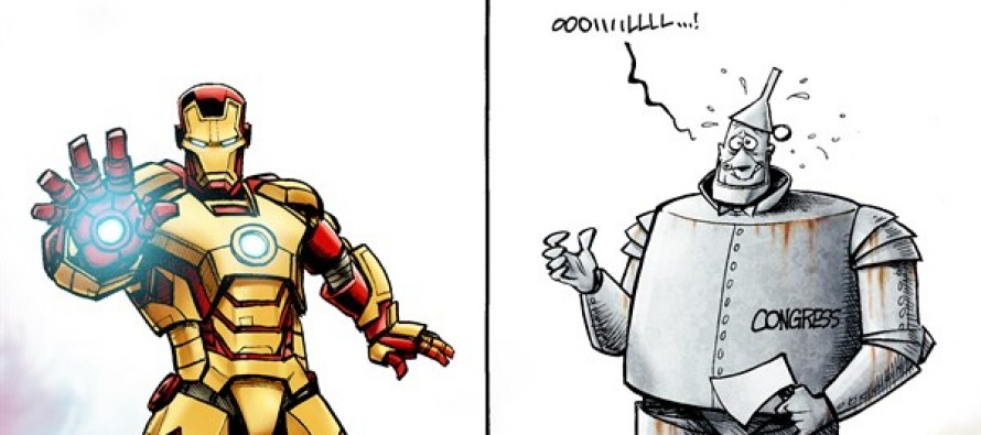 Iron Man (Cartoon)