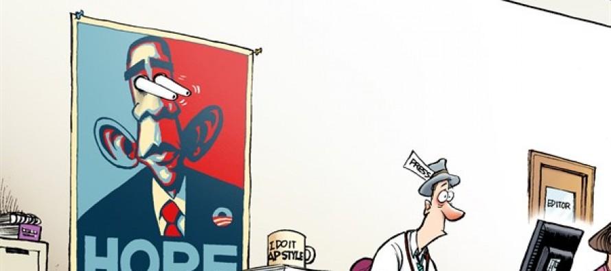 Media Snooping (Cartoon)