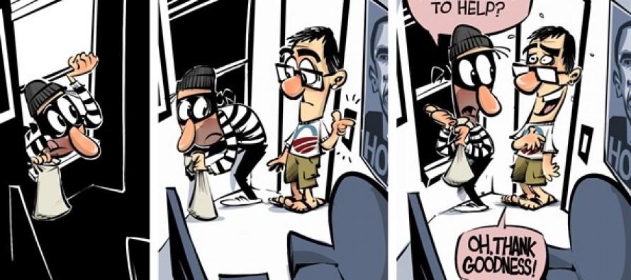 Progressivly naive (Cartoon)