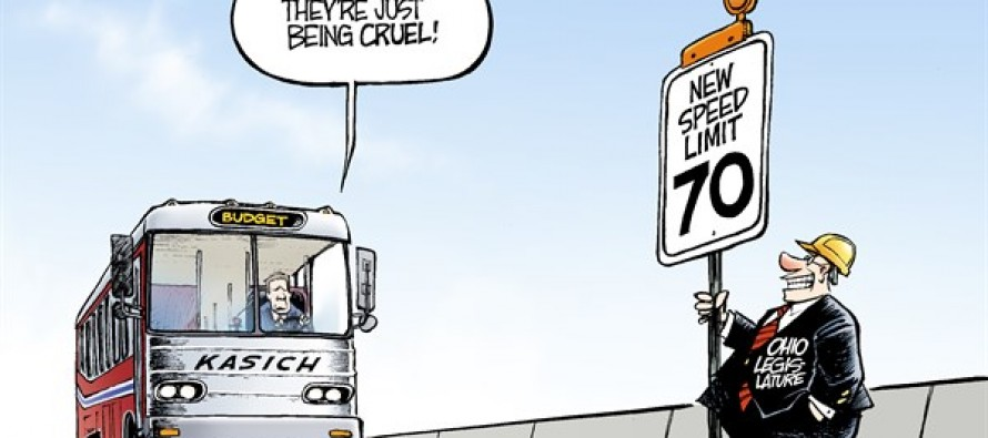 Speed Limit (Cartoon)