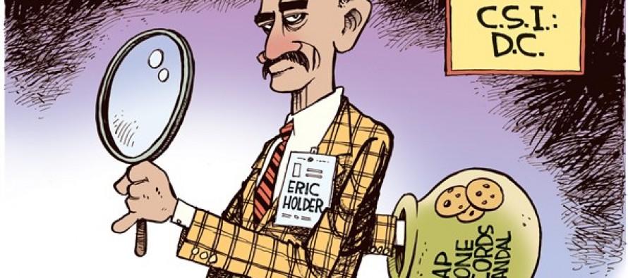 CSI DC (Cartoon)