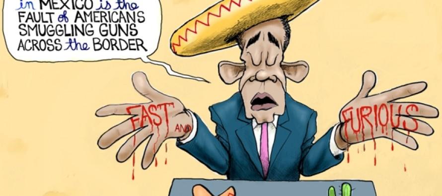 Cinco de Blameo (Cartoon)