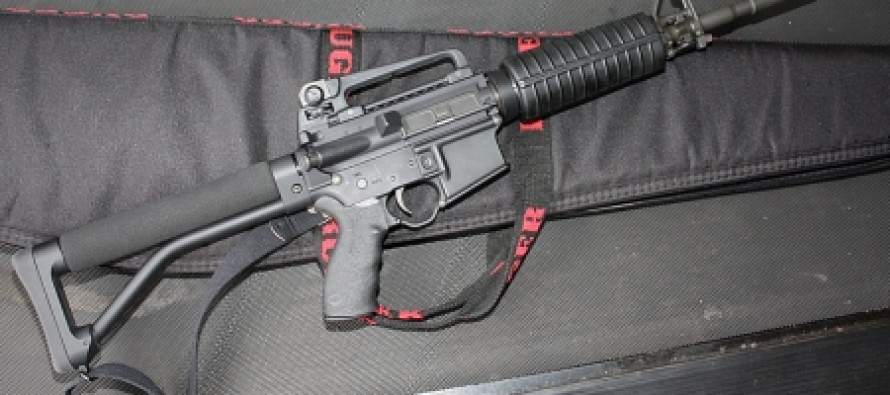 When they say 'we' are going to take your Ar-15s…who is 'we,' exactly?
