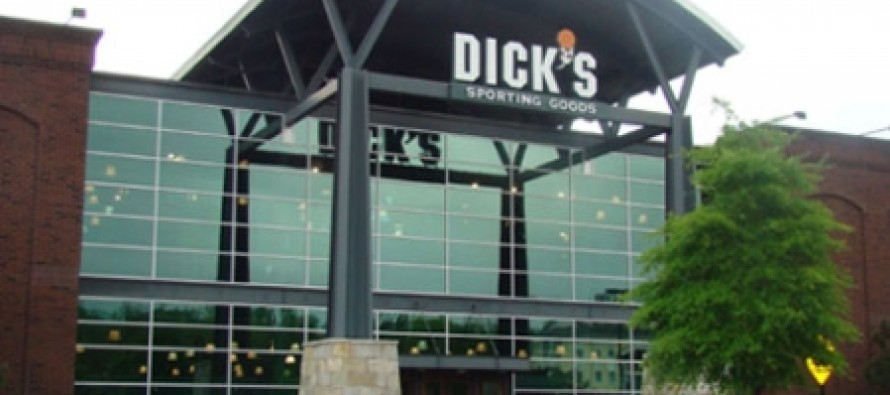 Dick's Sporting Goods Sees Sales PLUNGE After Banning Guns