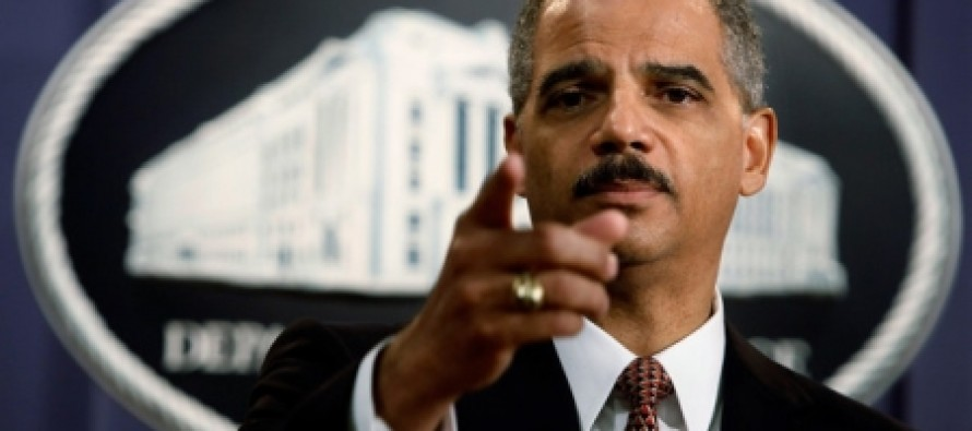 Eric Holder Lied Under Oath In Front Of Congress