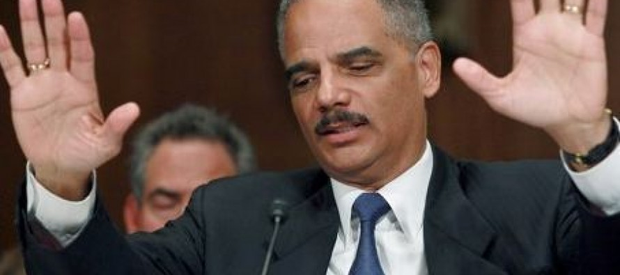 Fight Brewing Between Eric Holder And Kansas Over Gun Nullification Law