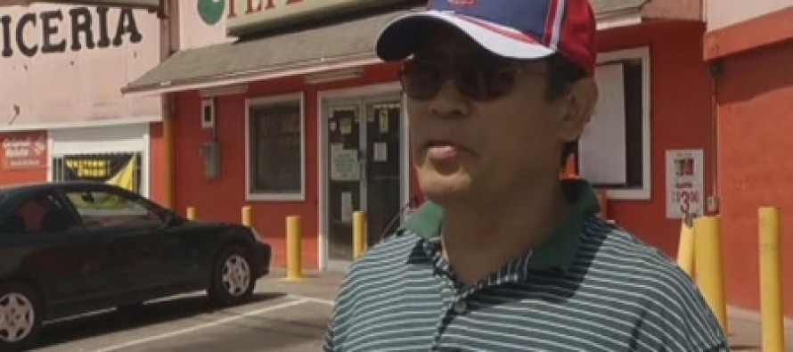 The Police Take An Hour To Respond To An Armed Robbery, So It's Lucky The Store Owner Had A .38