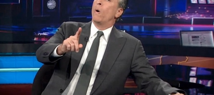 Even Jon Stewart is Now Ripping Obama Over The IRS Scandal