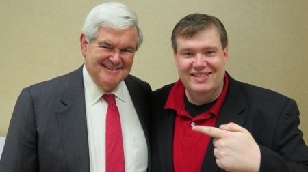 Newt Gingrich & John Hawkins