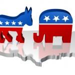 republican-democrat-battle