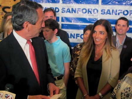Mark Sanford and mistress