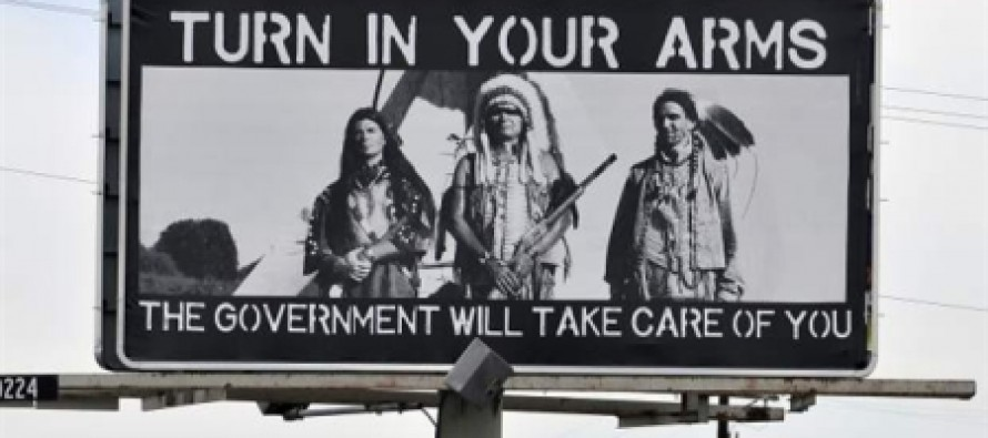 Colorado Gun Rights Billboards Showcase the Dangers of Disarmament