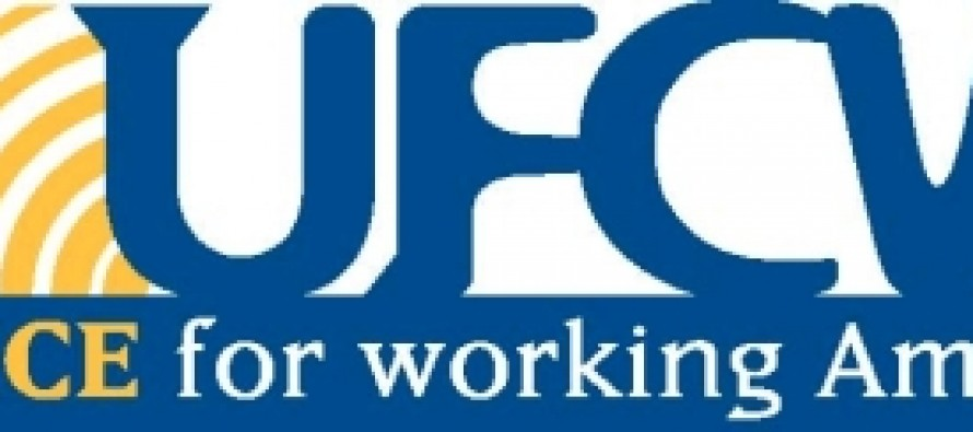 The United Food and Commercial Workers International Union Turns On Obamacare