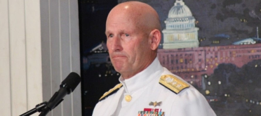 Admiral DEFIES THE MILITARY BAN on Sharing His Christian Faith