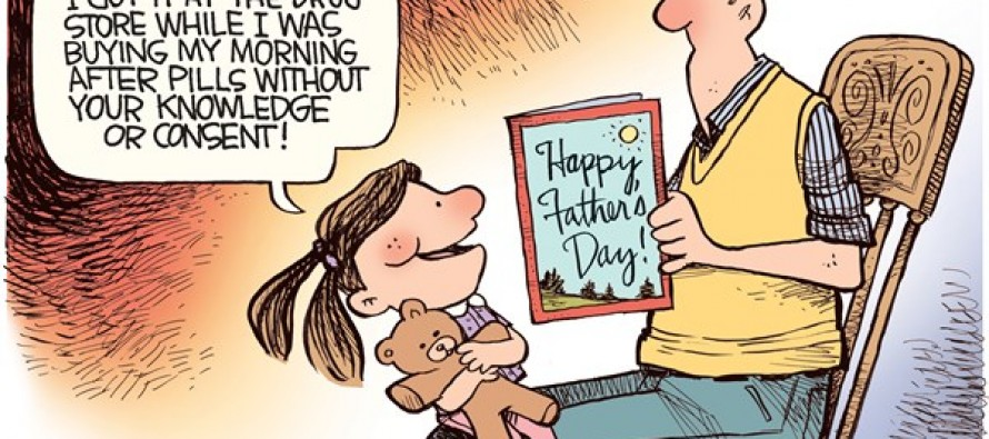 Father's Day (Cartoon)