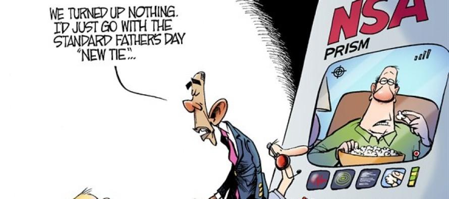 Intel on Dad (Cartoon)