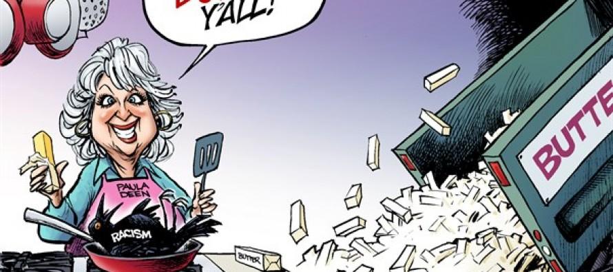 Paula Deen (Cartoon)