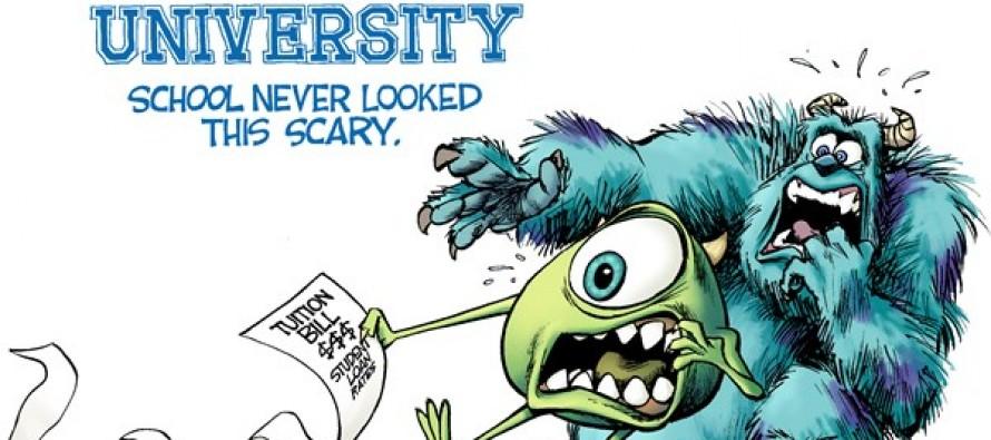 Monsters University (Cartoon)