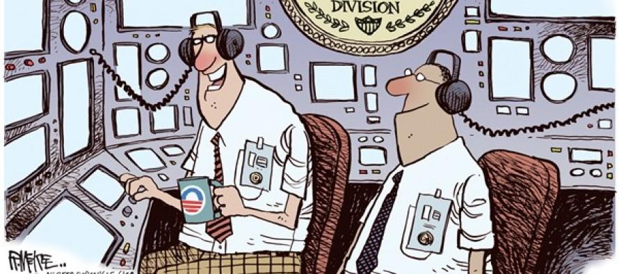 Media Surveillance (Cartoon)