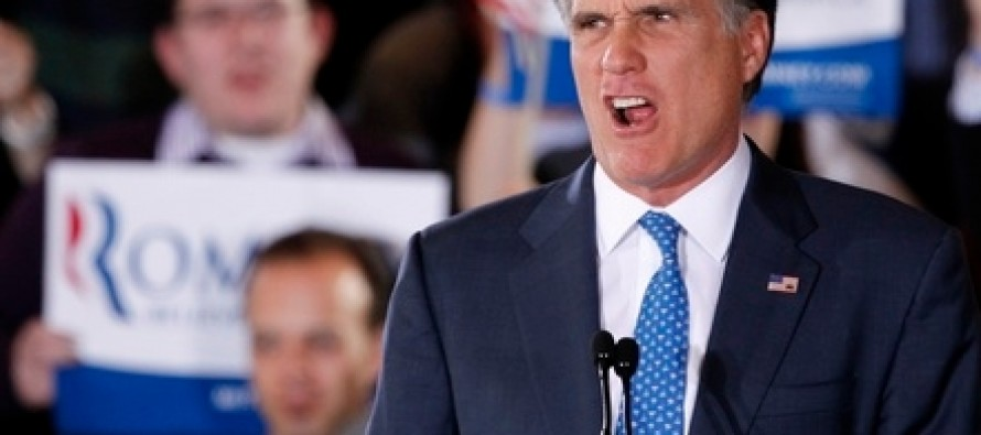 Mitt Romney Calls For a Special Prosecutor To Investigate the IRS Scandal