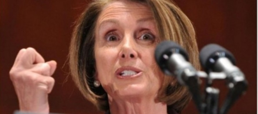 Finally: Priest Tells Nancy Pelosi To Quit Pretending To Be A Catholic