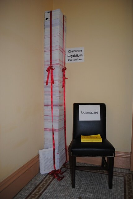 Obamacare regulations 3-12-2013