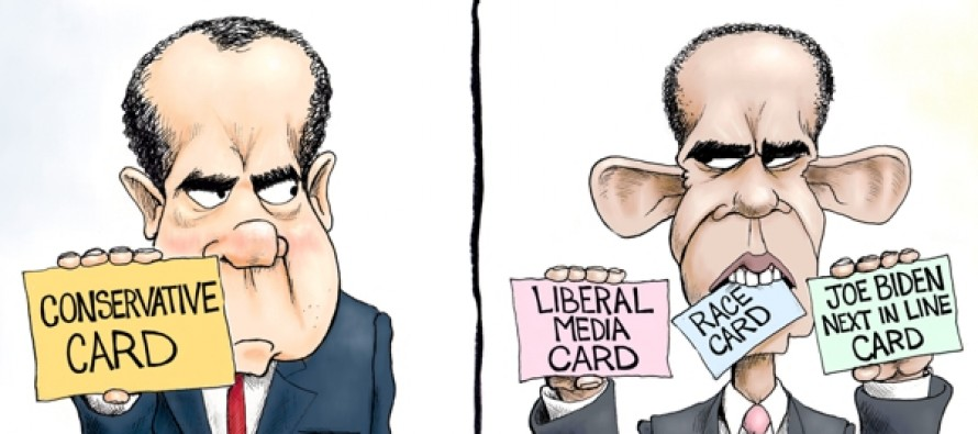 Only Obama Can.. (Cartoon)