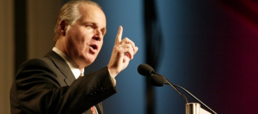 The 20 Greatest Quotations From Rush Limbaugh