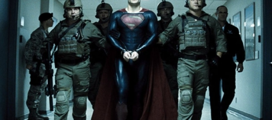 "A Short ""Man Of Steel"" Review + Is Superman a Jesus Allegory?"