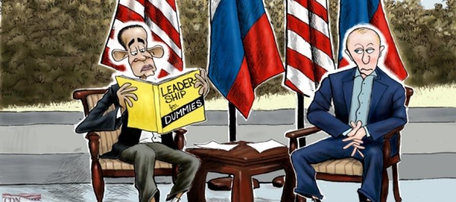 Syrian Delirium (Cartoon)