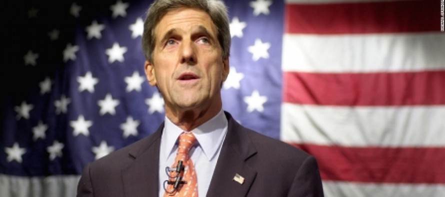 John Kerry Says Obama Looks Forward To Signing UN Gun Control Treaty