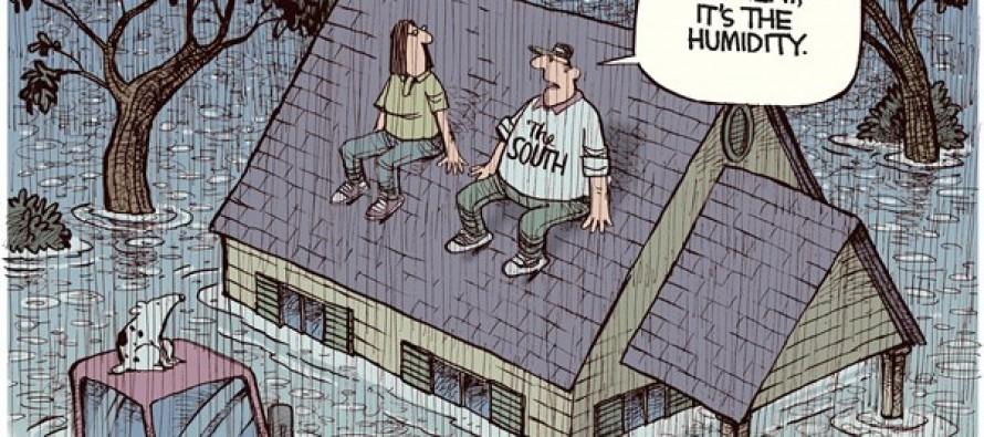 Southern Rain (Cartoon)