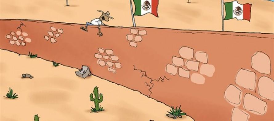 Napolitano Resigns (Cartoon)
