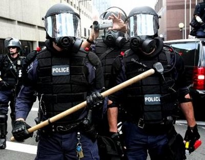 Cops police