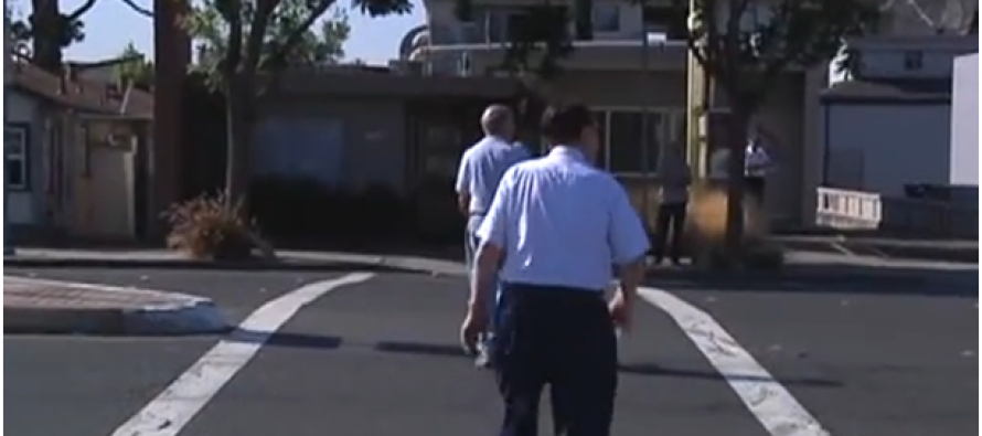 NEWSFLASH: Senior Citizens in Castro Valley Become Bait for CHP