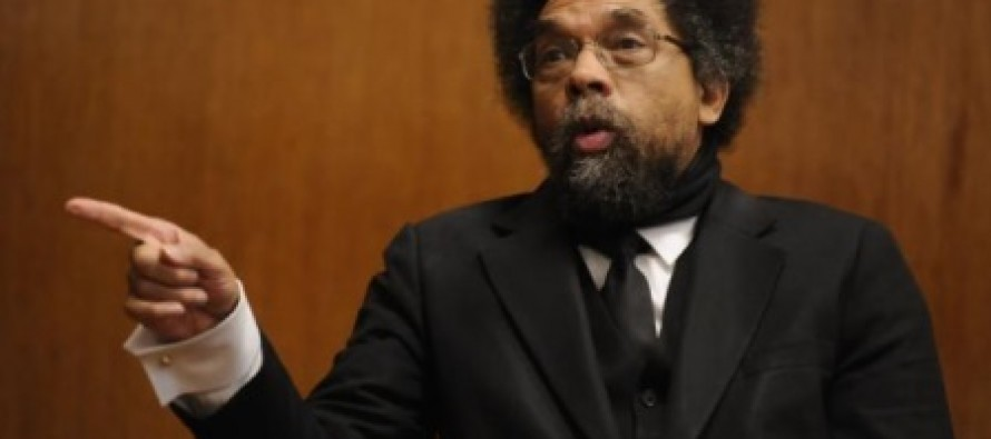 Cornel West: Under Obama, Gays Gain While Blacks Are Pushed to the Back of the Bus