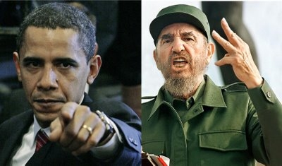Obama Castro