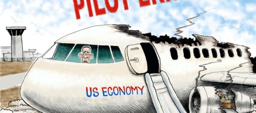Unqualified Pilot (Cartoon)