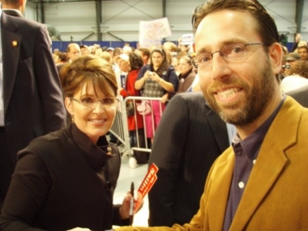 Sarah Palin and Joe Miller