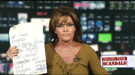 "Sarah-Palin Sarah Palin: ""I Was Forbidden From Telling the Truth About Obama in 2008″"