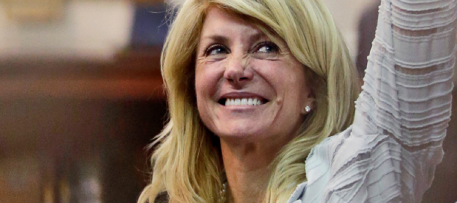 The Shaky Political Future Of Texas State. Sen. Wendy Davis