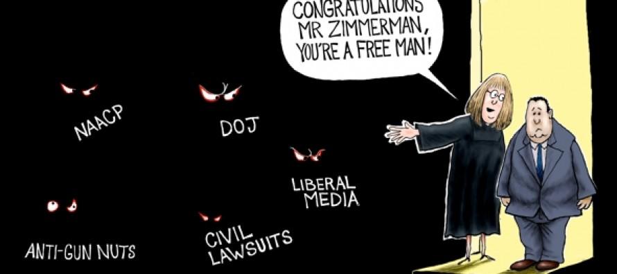 Free At Last (Cartoon)